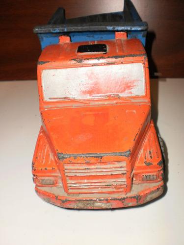 camion duravit scania volcador