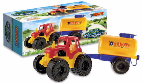 camion el tamberito duravit original