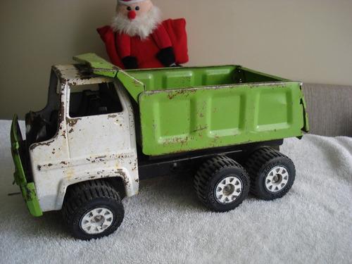camion en hojalata marca tonka usa