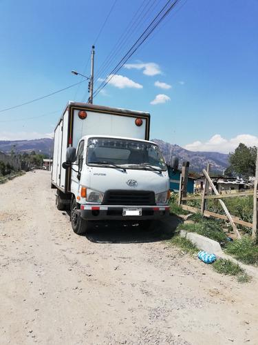 camión en perfecto estado papeles al día, a toda prueba