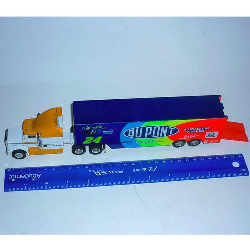 camion ert más acople racing champions esc. 1/64 full metal.