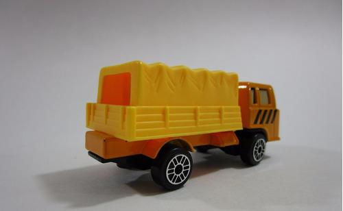 camion escala 7.5cm coleccion h60