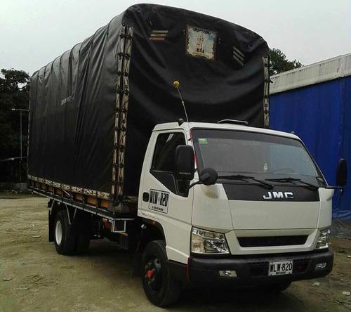 camión estaca jmc
