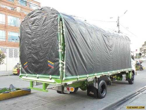 camion estacas hino fc500