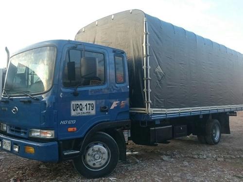 camion estacas hyundai dh 120