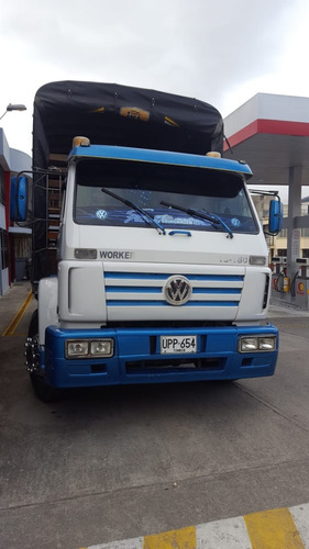 camion estacas volkswagen 15180