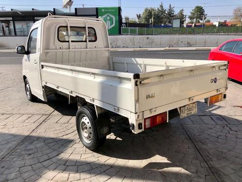camion faw gf 1500 2017 1.8 v4 plataforma mini truck carga