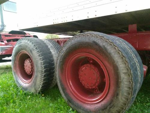 camión fiat 697n 6x4  , modelo año 1984