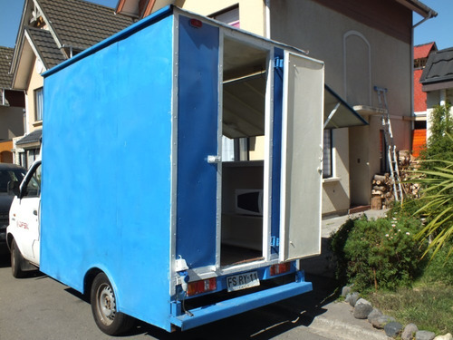 camion foodtruck,dfsk,cargo box c21