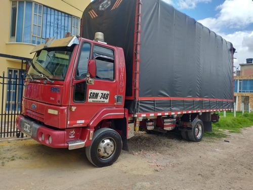 camion for cargo 2007 excelente estado