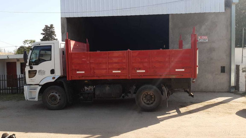 camion ford 1722 mod 2014 volcador impecable!!!
