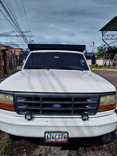 camion ford 350 1993 placa venezolana