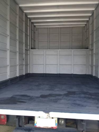 camión ford- 350 tipo furgón