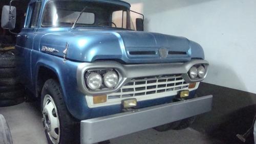 camión ford 600 1960.