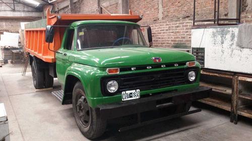 camion ford 600 permuto por camioneta mayor valor