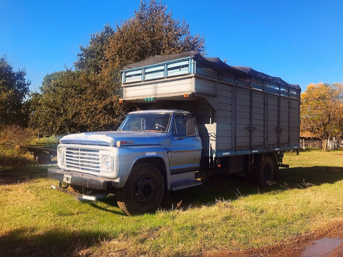 camion ford 700 modelo 1970