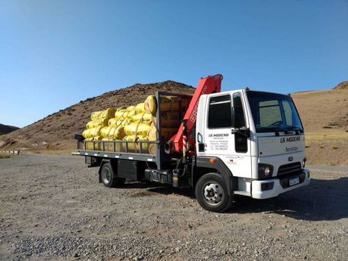 camion ford cargo 1119 con hidrogrua/grúa articulada fassi
