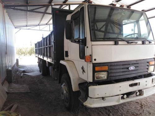 camión ford cargo 1622, año 1995, muy buen estado