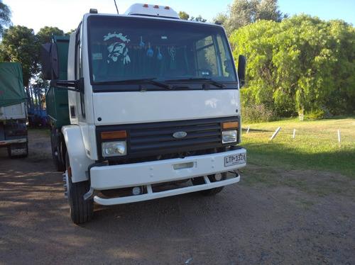 camion ford cargo 1622 volcadora solo o enganchado