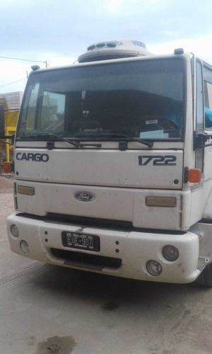 camion ford cargo 1722 año 2005