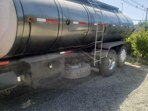 camion ford cargo 1722 año 2007 estanque 15000 inoxidable