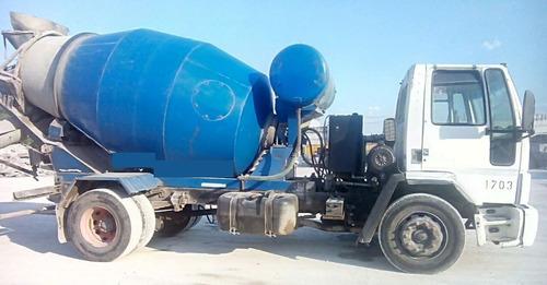 camion ford cargo 1722 trompo mixe motohormigonero