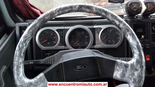 camion ford cargo 1832 sin carroceria impecable   hada2002