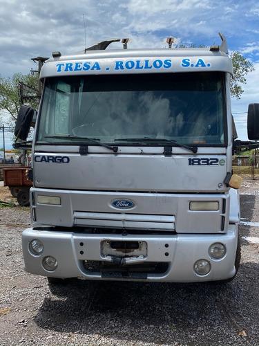 camion ford cargo 1832e año 2009 (con detalle)