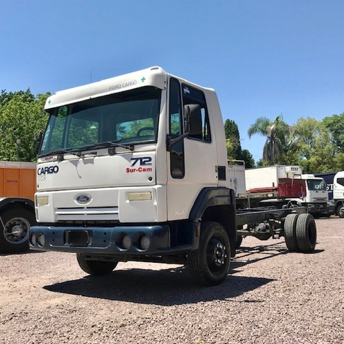 camion ford cargo 712 `07 $ 11111