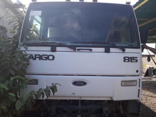 camion ford cargo 815 año 2004 (sin motor)