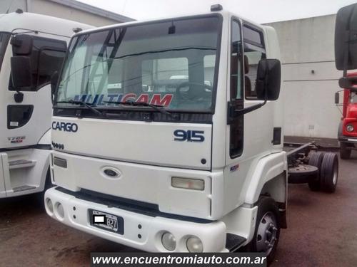 camion ford cargo 915 entrega 255000 y 48cuotas multicamju