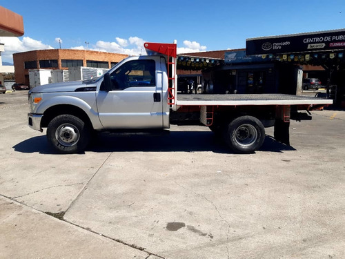 camion ford f-350 plataforma super dutty 2012