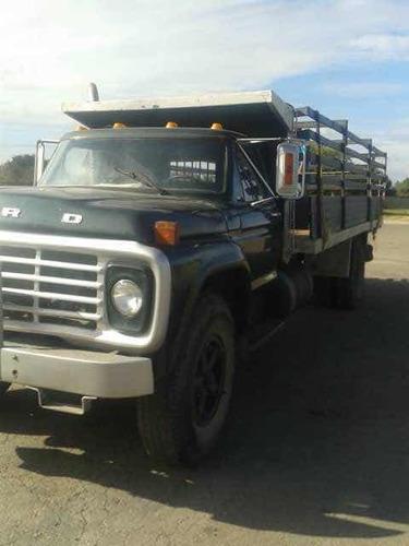 camión ford f-750