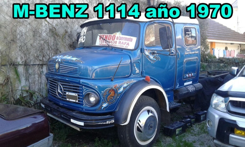 camion ford f7000 año 1977