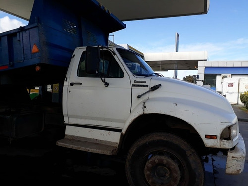 camion ford  ford 1400 volcadora