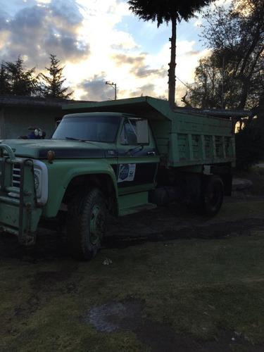 camión ford modelo