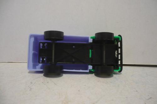 camion ford pipa cisterna - camioncito de juguete antiguo