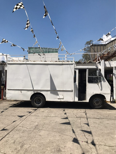 camion ford vanette ideal food truck o para tu negocio 1995