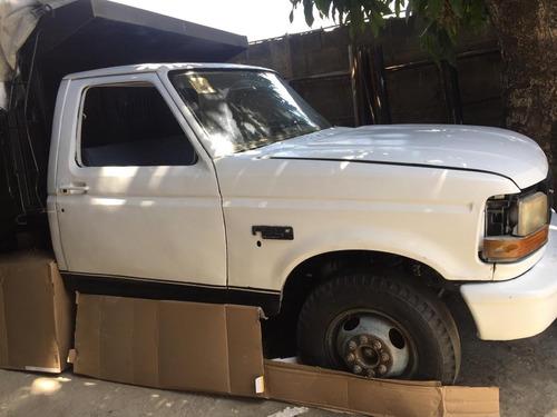 camion ford volteo 350 ojo de gato