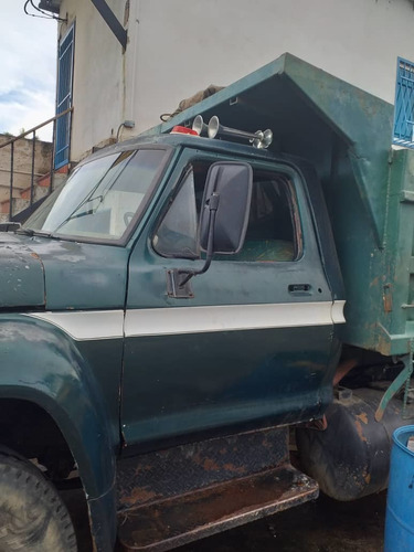 camion ford volteo 750