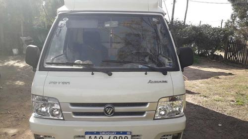 camión foton 1000 blanco - único dueño