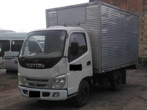 camion foton 2.5 ton furgon
