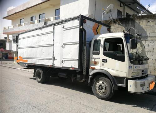camión foton auman 2007 10 toneladas