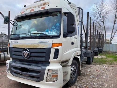 camion foton auman 336 forestal