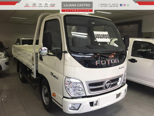 camion foton bj-1039 rueda simple 1.990k entrega inmediata !