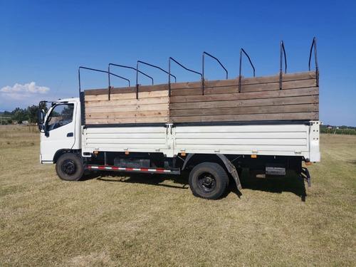 camion foton topcar u$s 9.000 y cuotas en $$