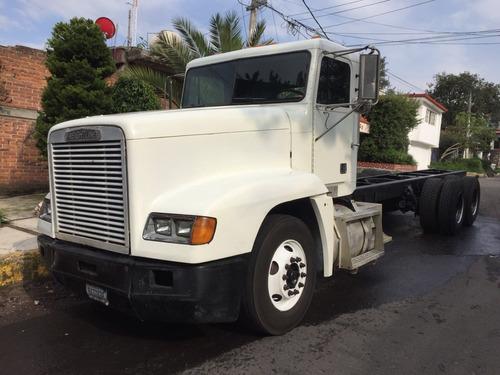 camión freightliner fl 120 torton papeles en regla