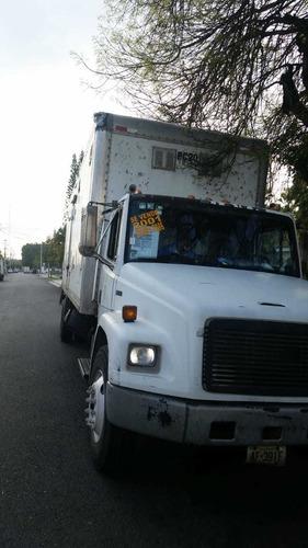 camion freightliner fl70 2001