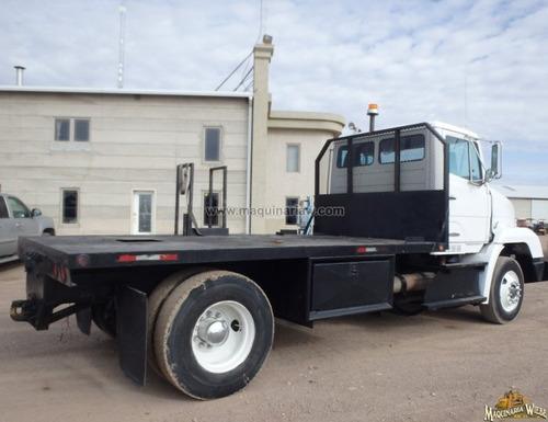 camión freightliner flc11242t rabón torton platafrma  7739