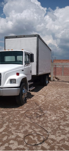 camión freightliner mercedes mexicano 2003
